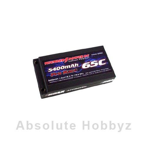 Thunder Power RC G6 Pro Race 65C 3300mAh 2-Cell/2S 7.4V Lipo Battery ()