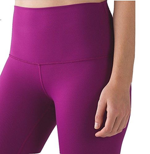 er Yoga Pants High-Rise (Tender Violet, 4) ()