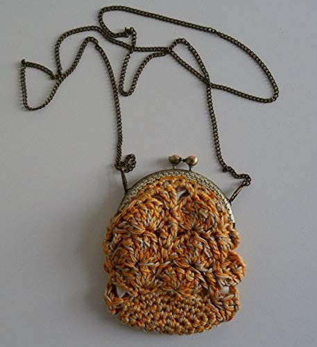 bolso de crochet (ganchillo): Amazon.es: Handmade
