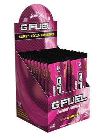 G Fuel Pink Lemonade Elite Energy and Endurance Formula