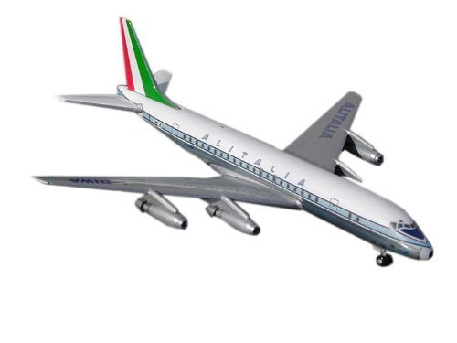 Gemini Jets Alitalia (Delivery Colors) DC-8-43 1: 400 Scale [parallel import goods]