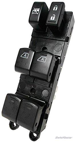 Nissan Pathfinder Master Power Window Switch 2007-2012 OEM