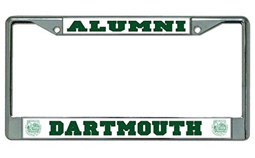 DARTMOUTH ALUMNI Photo License Plate - Dartmouth Store