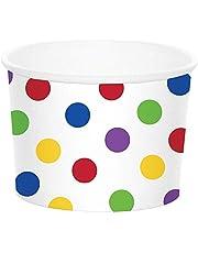 كوب حلوى 329640 من كريتيف كونفيرتنج، نقاط متعددة الألوان، 21.5 سم