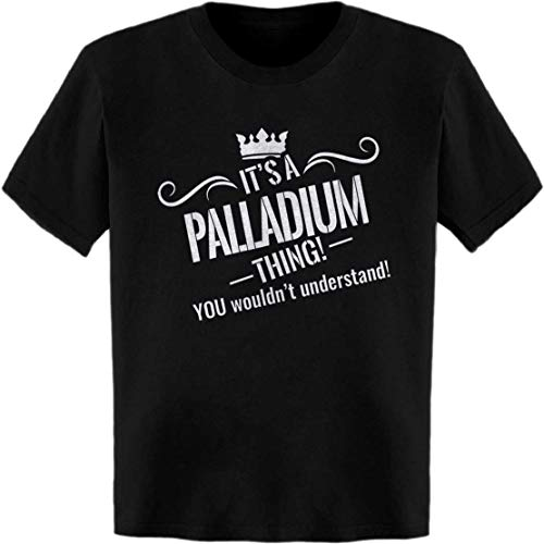 (It's a Palladium Thing. You Wouldn't Understand! Crown T-Shirt Black)