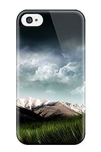New A Dreamy World Tpu Case Cover, Anti-scratch Phone Case For Iphone 4/4s 8662663K93464465