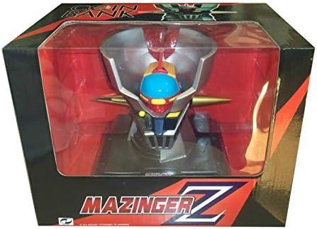 Figura Mazinger Z Hucha 15cm: Amazon.es: Juguetes y juegos
