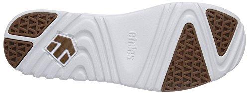 Etnies Scout Marina White Gum Mesh Uomo Sneaker Scarpe Stivali