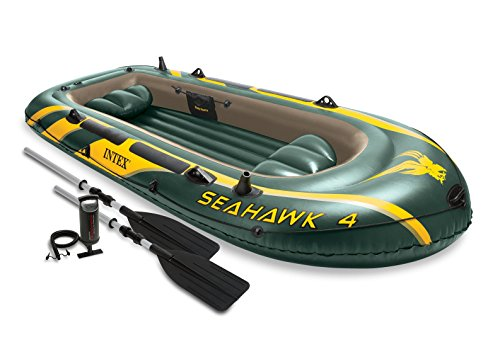 Intex Seahawk 4, 4-Person Inflat...