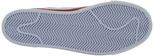 Partido Suprema Txt zapatos de entrenamiento deportivo GYM RED/WHITE