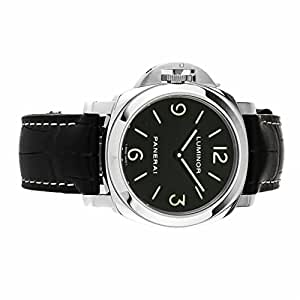 Panerai Luminor mechanical-hand-wind mens Watch PAM00219 (Certified Pre-owned)
