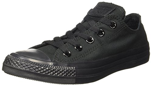 Converse Unisex Mono Black Sneakers - 11 UK/India (45 EU)(150764C) (B012TRVQJK) Amazon Price History, Amazon Price Tracker