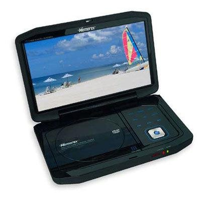 Memorex 10.2-Inch Portable DVD Player