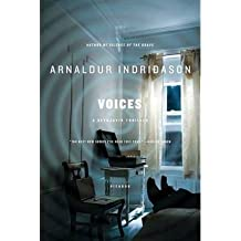[ [ [ Voices[ VOICES ] By Indridason, Arnaldur ( Author )Sep-02-2008 Paperback