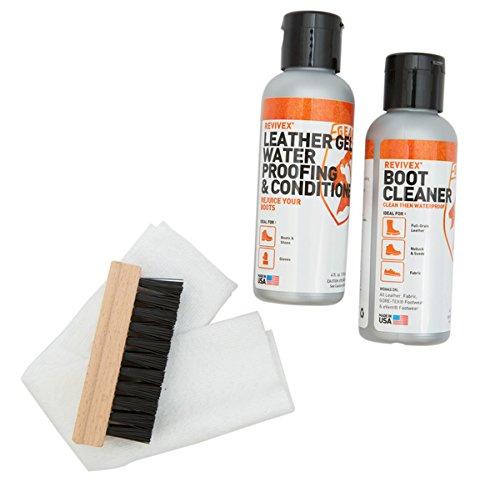 McNett ReviveX Leather Boot Care Kit – DiZiSports Store