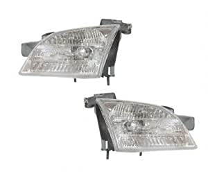 1997 2005 chevy venture headlight assembly. Black Bedroom Furniture Sets. Home Design Ideas