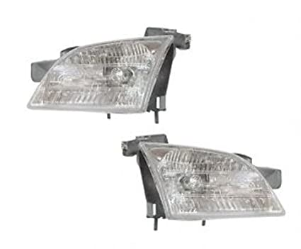 1997-2005 Chevy Venture Headlight Assembly (1998 1999 2000 2001 2002 2003 2004 97