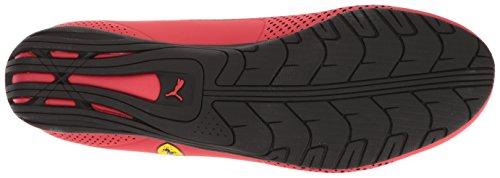 Puma Heren Ferrari Drift Cat 5 Ultra Sneaker Rosso Corsa-puma Wit