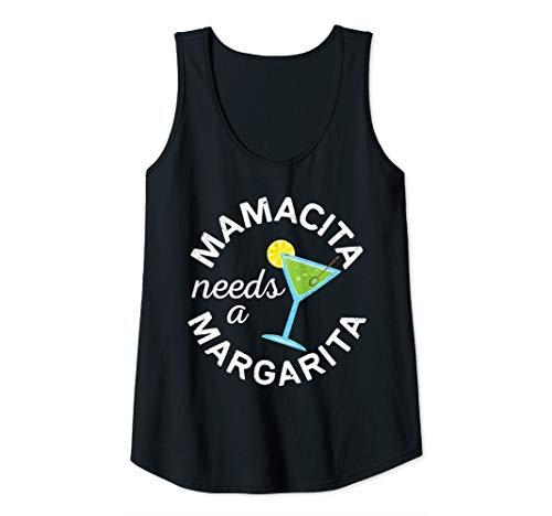 Womens Mamacita Needs A Margarita T-Shirt Cinco De