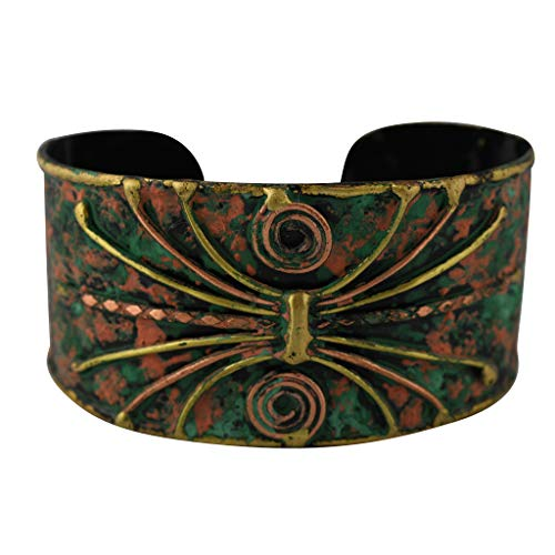 Anju Mixed Metal Cuff...