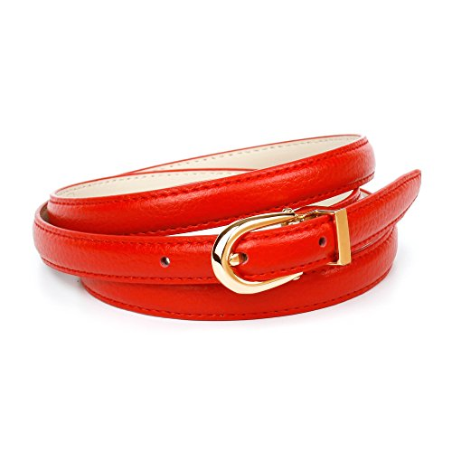 rot Rosso Donna Anthoni 060 Crown Cintura nSATqIxt