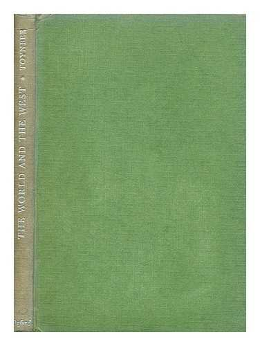 The World And The West by Arnold Toynbee
