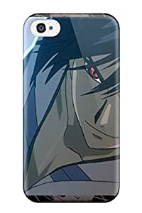Awesome Samurai Deeper Kyo Flip Case With Fashion Design For Iphone 4/4s