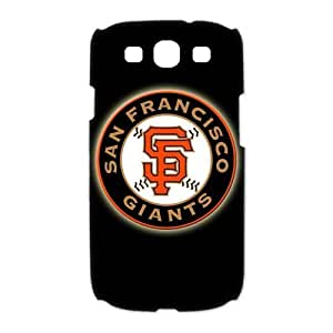 EVA San Francisco Giants Samsung Galaxy S3 I9300 Case,Snap-On Protector Hard Cover for Galaxy S3 WANGJING JINDA