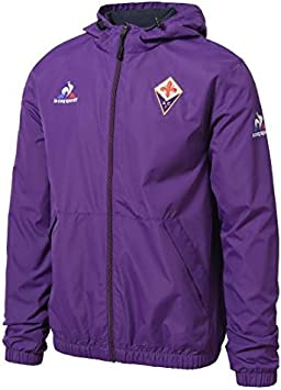 Le Coq Sportif Fiorentina Chaqueta Impermeable S: Amazon.es ...