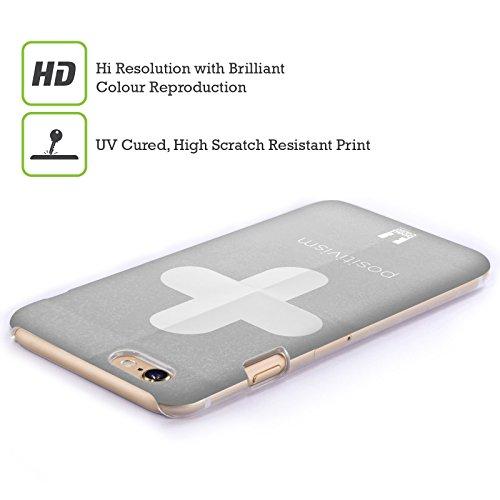 Head Case Designs Positivismo Filografia Cover Retro Rigida per Apple iPhone 7 Plus / 8 Plus