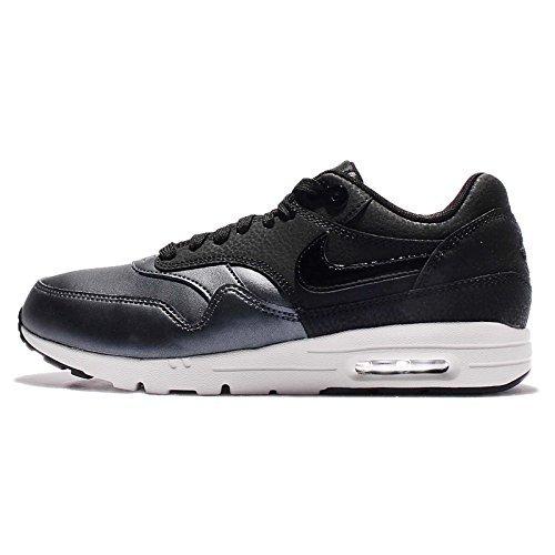 best website 24045 5a008 Nike Womens Wmns Air Max 1 Ultra SE, BLACKBLACK-MTLC HEMATITE-SUMMIT  WHITE, 6 US. 10 M US-BlackBlack-mtlc Hematite-summit White