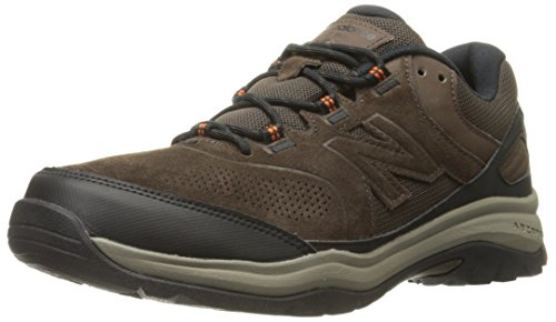 Men Walking Shoe (New Balance Men's MW769BR Walking Shoe, Brown/Black, 10 D US)