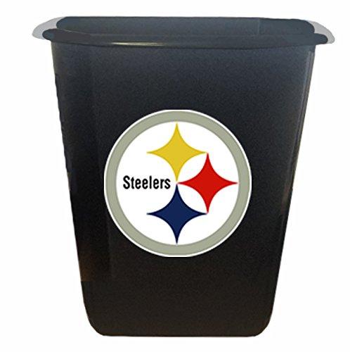 Steelers Wastebaskets Pittsburgh Steelers Wastebasket