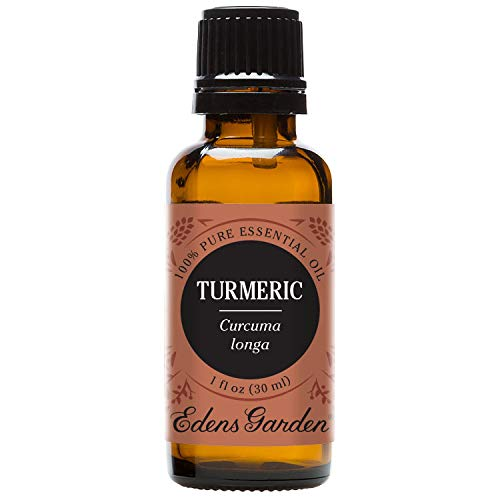 Edens Garden Turmeric 30 ml 100% Pure Undiluted Therapeutic Grade Essential Oil GC/MS Tested