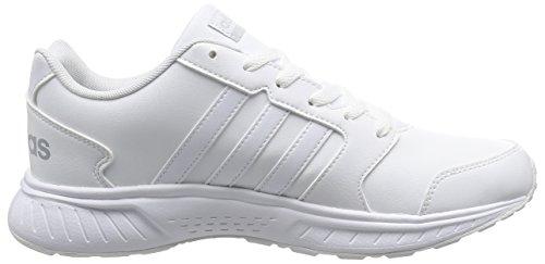 Adidas Vs Star - Aw3888 Bianco-grigio