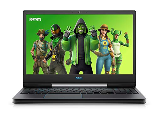 "Dell G5 15 Gaming Laptop (Windows 10 Home, 9th Gen Intel Core i7-9750H, NVIDIA GTX 1650, 15.6"" FHD LCD Screen, 256GB SSD and 1TB SATA, 16 GB RAM) G5590-7679BLK-PUS 1"