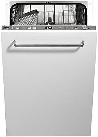 Teka DW8 41 FI Totalmente integrado 10cubiertos A++ lavavajilla ...