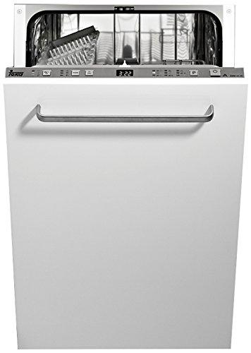 Teka DW8 41 FI Totalmente integrado 10cubiertos A++ lavavajilla - Lavavajillas (Totalmente integrado, Acero inoxidable, Botones, 10 cubiertos, 49 dB, ...
