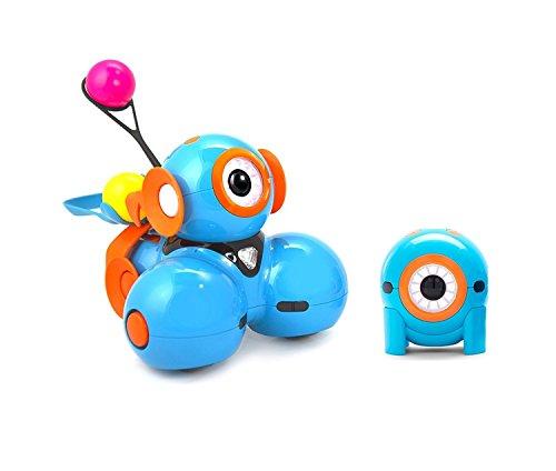 image Wonder Workshop Ensemble Robots Dash & Dot avec Catapult - Robots programmables avec applications gratuites