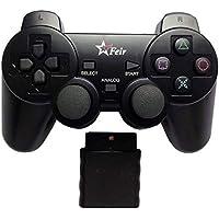 Controle Analógico Sem Fio - Preto - PlayStation 2