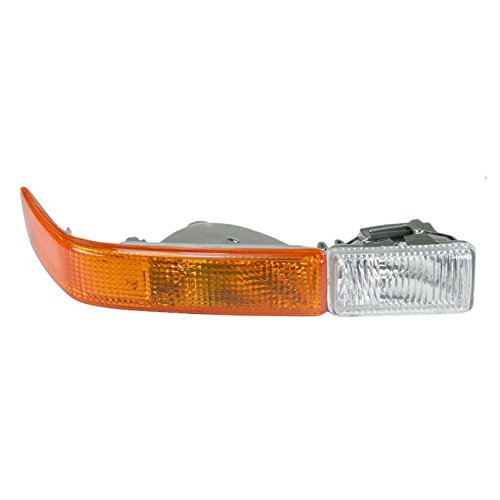 Front Side Marker Parking Signal w/Fog Light Right RH for S10 Blazer S15 ()