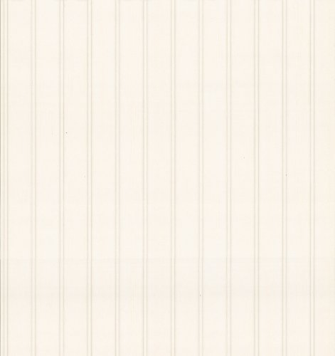 091212219779 - Brewster 414-21977 Silva White Wood Panelling Wallpaper carousel main 0