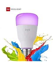 Yeelight RGBW E27 Bivolt 10W Wi-Fi Original, Compatível com Alexa