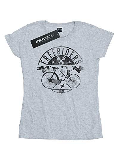 Mujer Camiseta Absolute Cycling Gris Cult Drewbacca Freeriders Deporte RawEX1SqEn