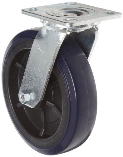 RWM-Casters-47-Series-Plate-Caster-Swivel-Kingpinless-Cast-Iron-Wheel
