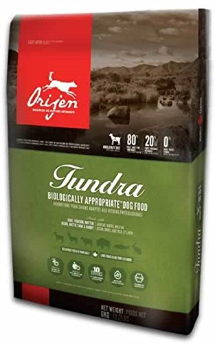 Orijen Biologically Appropriate Dog Food, Tundra, 13.2 Pounds
