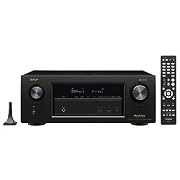 Denon AVR-X2400H 7.2 Channel AV Receiver with Built-in HEOS wireless technology