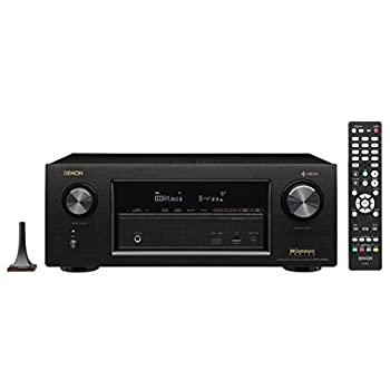 Image of AV Receivers & Amplifiers Denon Audio & Video Component Receiver Black (AVRX2400H)
