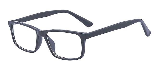 4f3ef56510 Outray Vintage Men s Plastic Fashion Clear Lens Glasses RX Optical Frames