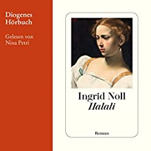 Halali Hörbuch von Ingrid Noll Gesprochen von: Nina Petri